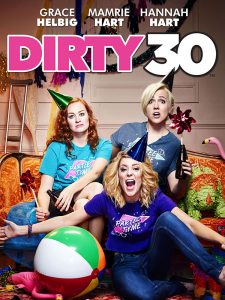 Dirty 30 producer Michael Goldfine, who has now made four movies featuring stars born and bred on social media, thinks that Mamrie Hart, Grace Helbig and Hannah Hart relationship with their fans makes them particularly committed to the projects they take on.