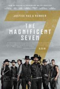 """Before filming began, the actors began riding and weapons training. """"They did horse training, gun training, learning how to twirl and spin the guns,"""" says director Antoine Fuqua.""""They went shooting with real weapons, just so they can get the feel of what those weapons really do. They wore their holsters around all the time to get used to their weight. They wore their boots for months – and do you know how hard it is for a city boy to walk in cowboy boots on dirt every day?"""""""