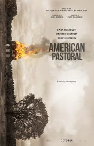 American Pastoral also traverses American fashion transitions, taking audiences through several distinct periods of style – all under the aegis of costume designer Lindsay Ann McKay, who most recently served as assistant costume designer on Jeff Nichols' Midnight Special.