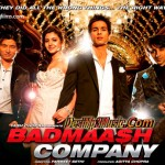 Parmeet Sethi wrote the script of Badmassh Company in only six days. The four main characters are all based on real-life people. Filming locations for the film included New York, Atlantic City, Philadelphia, Bangkok, Mumbai, and Hyderabad.