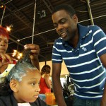 GOOD HAIR shows Chris Rock engaging in frank, funny conversations with hair-care professionals, beauty shop and barbershop patrons, and celebrities including Ice-T, Nia Long, Paul Mooney, Raven Symoné, Dr. Maya Angelou, Salt-N-Pepa, Eve and Reverend Al Sharpton