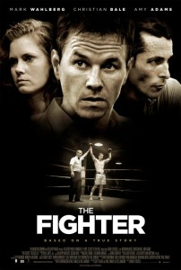 The Fighter was filmed on location in Ward's hometown of Lowell, Massachusetts. Its boxing matches were shot at the Tsongas Center at UMass Lowell, and gym scenes at Arthur Ramalho's West End Gym, one of the real-life facilities where Ward had trained.
