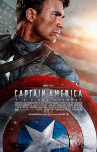 In Captain America: The First Avenger, after being deemed unfit for military service, Steve Rogers volunteers for a top secret research project that turns him into Captain America, a superhero dedicated to defending America's ideals.