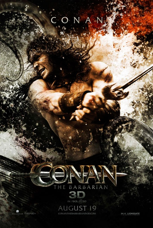 Conan The Barbarian tells the tale of Conan the Cimmerian and his adventures across the continent of Hyboria on a quest to avenge the murder of his father and the slaughter of his village.