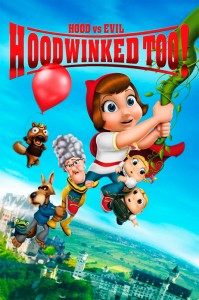Hoodwinked Too! Hood vs. Evil tells the tale of Red Riding Hood who is training in the group of Sister Hoods, when she and the Wolf are called to examine the sudden mysterious disappearance of Hansel and Gretel.