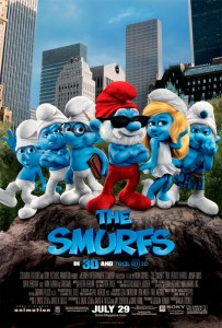 The Smurfs North American theatrical release date was originally December 17, 2010, but it was pushed to July 29, 2011. It was pushed back again to August 3, 2011. On March 25, 2011, the release date was reverted back to July 29, 2011.