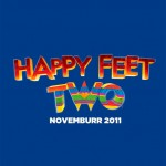 Happy Feet Two features the voice talents of Elijah Wood, Robin Williams, and Hank Azaria