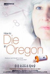 How to Die in Oregon, directed by Peter Richardson, won the Grand Jury Prize at the 2011 Sundance Film Festival