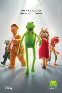 The Muppets was released in Germany on December 21, 2011, France on December 28, 2011, The Netherlands on February 15, 2012, and the United Kingdom on February 17, 2012