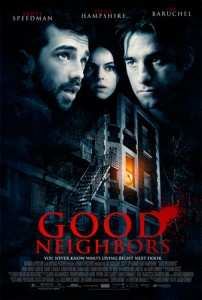 Production on Good Neighbors began on January 18th 2010.