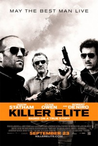 Omnilab Media has divulged Killer Elite's budget: $66m