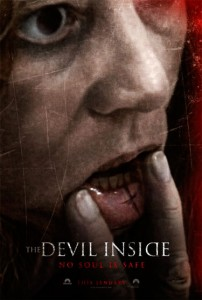 The Devil Inside concerns a woman who becomes involved in a series of exorcisms