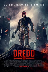 Alex Garland revealed that there are plans for a trilogy of Dredd films.