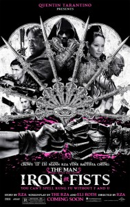 The first cut of the film was 4 hours long and RZA suggested splitting it into two films, but Roth disagreed and it was ultimately cut down to approximately 90 minutes. RZA described the film as an homage to the martial art films of the Hong Kong based Shaw Brothers.