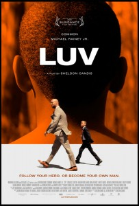 Director and writer Sheldon Candis says he has been working endlessly for years, trying to put the movie together, and more than anything, trying to keep it real in his mind and spirit. He always envisioned the great Charles S. Dutton to be in LUV.