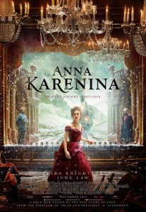 """Academy Award nominee Jude Law, who plays the crucial role of Anna Karenina's husband, Alexei Karenin, read the script and found it  """"remarkable. I read it before I'd even tackled the book, and in its own right it is so rich. In this adaptation, you never feel that one character was being isolated as a device; each character seemed very precisely drawn."""""""