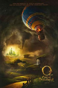 "American singer-songwriter Mariah Carey recorded a promotional single called ""Almost Home"" written by Carey, Simone Porter, Justin Gray, Lindsey Ray, Tor Erik Hermansen, and Mikkel Eriksen (a.k.a. Stargate) for the soundtrack of Oz the Great and Powerful"