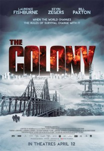 At its heart, The Colony is an archetypal science-fiction/thriller about a group of survivors who must make a stand for what could be the last vestige of mankind during the next ice age.