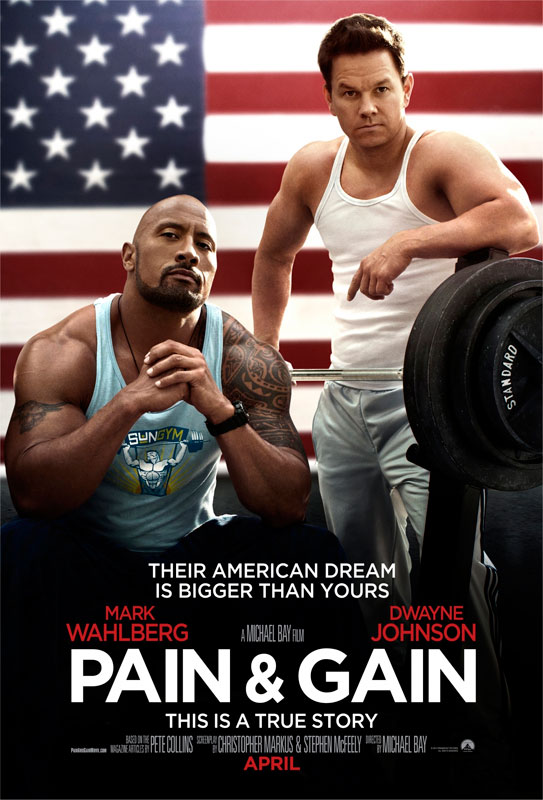 For his role as a body builder, Mark Wahlberg bulked up to 212 pounds for this film.