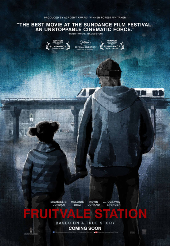 Fruitvale Station debuted at the 2013 Sundance Film Festival, where it won the Grand Jury Prize and the Audience Award for U.S. dramatic film.