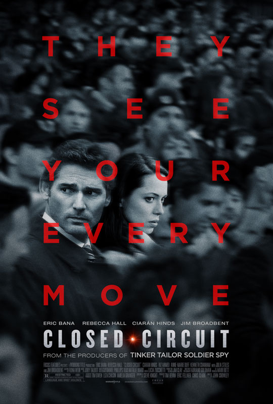 Three months before filming began, the filmmakers tasked actors Eric Bana and Rebecca Hall with gaining familiarity of the British justice system.