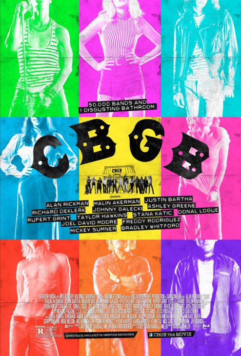 Since closing in 2006, the real CBGB has been converted into a high-end men's clothing store, so a replacement needed to be found. The interior seen in the film was a reconstruction built in a studio in Savannah