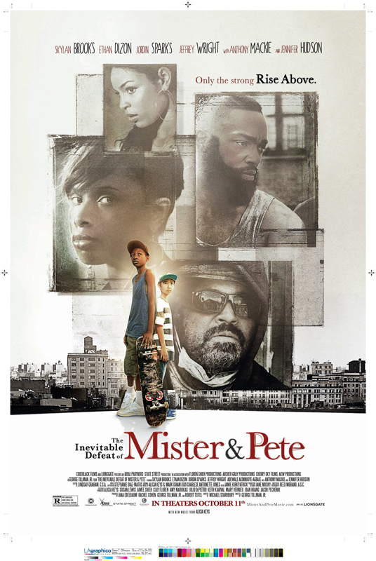 All films come with their own set of unique challenges—this script had two major ones. One, this emotionally complex story hinges on two lead characters under the age of 13. And two, the film had to be shot over a summer in New York so the two young actors could work a consecutive eight hour day without interfering with their education.