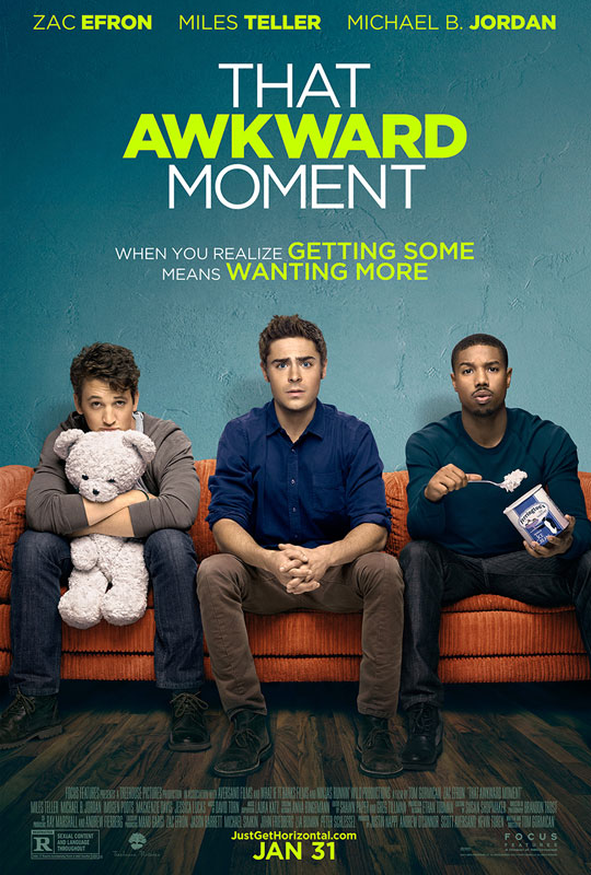 The craziness starts with the pact, as the three friends pledge to foreswear serious relationships and stay single for as long as possible. But the agreement, which was meant to keep life simple for them, quickly makes things more complicated, as each finds himself at a crossroads in his life that he never saw coming.