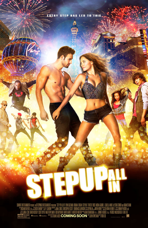 With dazzling production values, gripping competition, tender romance and awe-inspiring dance sequences, the fifth installment of Step Up is the most fun and upbeat to date, according to producer Gibgot, who credits everyone involved for bringing their A-game.