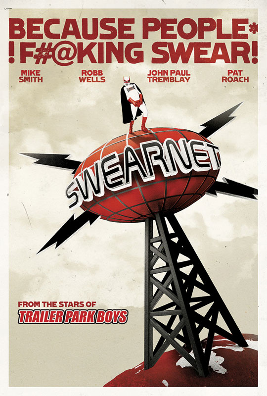 All of the guys and the filmmakers understand Swearnet may be not beloved by all. Vulgarity, after all, is in the eyes of the beholder.
