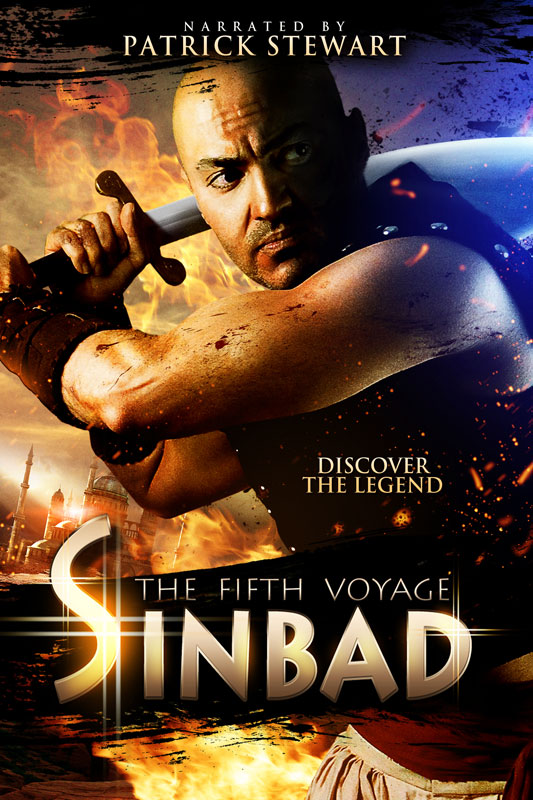 The Sinbad script draft was re-­‐written over ten times to get a nice mixture of story, action, and with a touch of romance.
