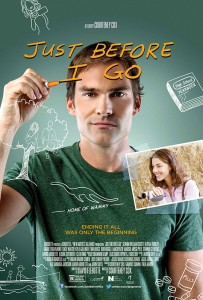 The Golden Globe nominee's Irish fiancé Johnny McDaid wrote three original songs for the Just Before I Go soundtrack.
