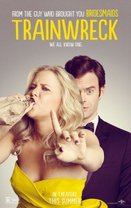 Trainwreck would mark the first time in Judd Apatow director's career that he would lens a motion picture he hadn't authored.