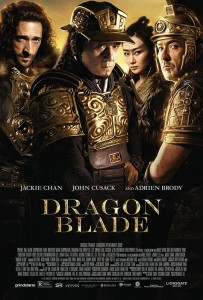 Seven years in the making, DRAGON BLADE is an epic in the history of Chinese cinema. Filmed on a record-breaking budget of $65 million, the crew had to work with the most time-consuming of actors: animals and children.