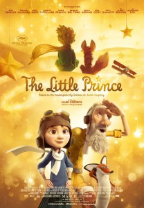 THE LITTLE PRINCE marks the first time actress Rachel McAdams has lent her voice to an animated project.