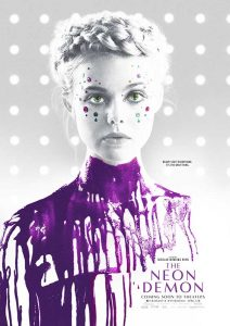 Once production began on The Neon Demon, the story continued to evolve, a process common on all of NWR's films and a unique creative benefit of shooting in chronological order.
