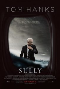 """With Christian Jacob and The Tierney Sutton Band composing the film's score, Eastwood wrote, along with Tierney Sutton and J.B. Eckl, the song """"Flying Home (Theme from 'Sully'),"""" performed by The Tierney Sutton Band. The song is an apt accompaniment to an emotional postscript when the real Sully, Lorrie Sullenberger and more than 50 of the survivors gather for a reunion at the Carolinas Aviation Museum in Charlotte, North Carolina, where the Airbus is on display as a symbol of the heroic efforts of everyone that day."""