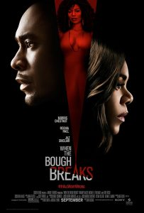 When the Bough Breaks marks Morris Chestnut's eleventh film with Screen Gems. After a long and lucrative history between Chestnut and the studio, Chestnut signed a threepicture deal with Screen Gems, the second being When the Bough Breaks.
